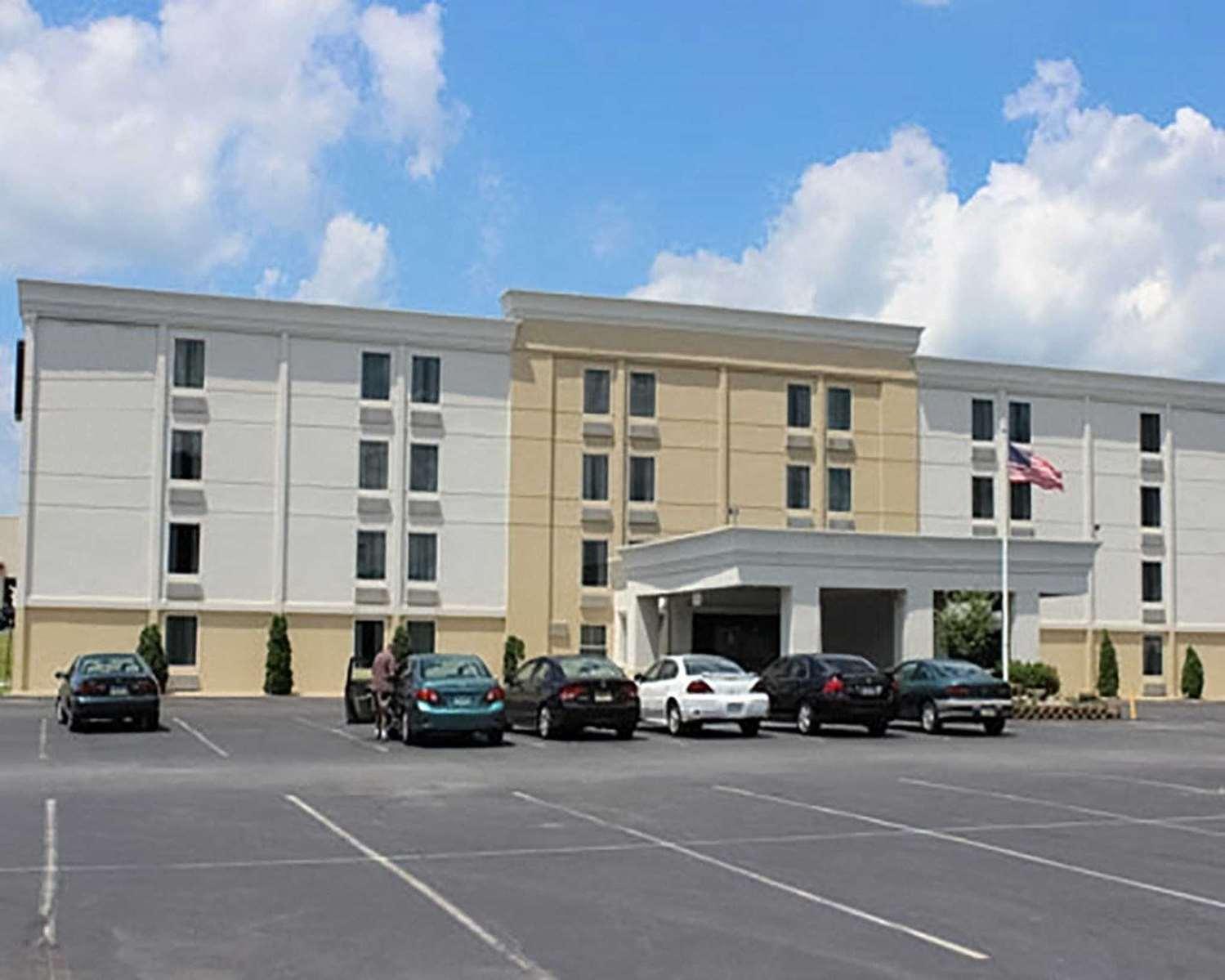 Exterior view - Quality Inn Easton