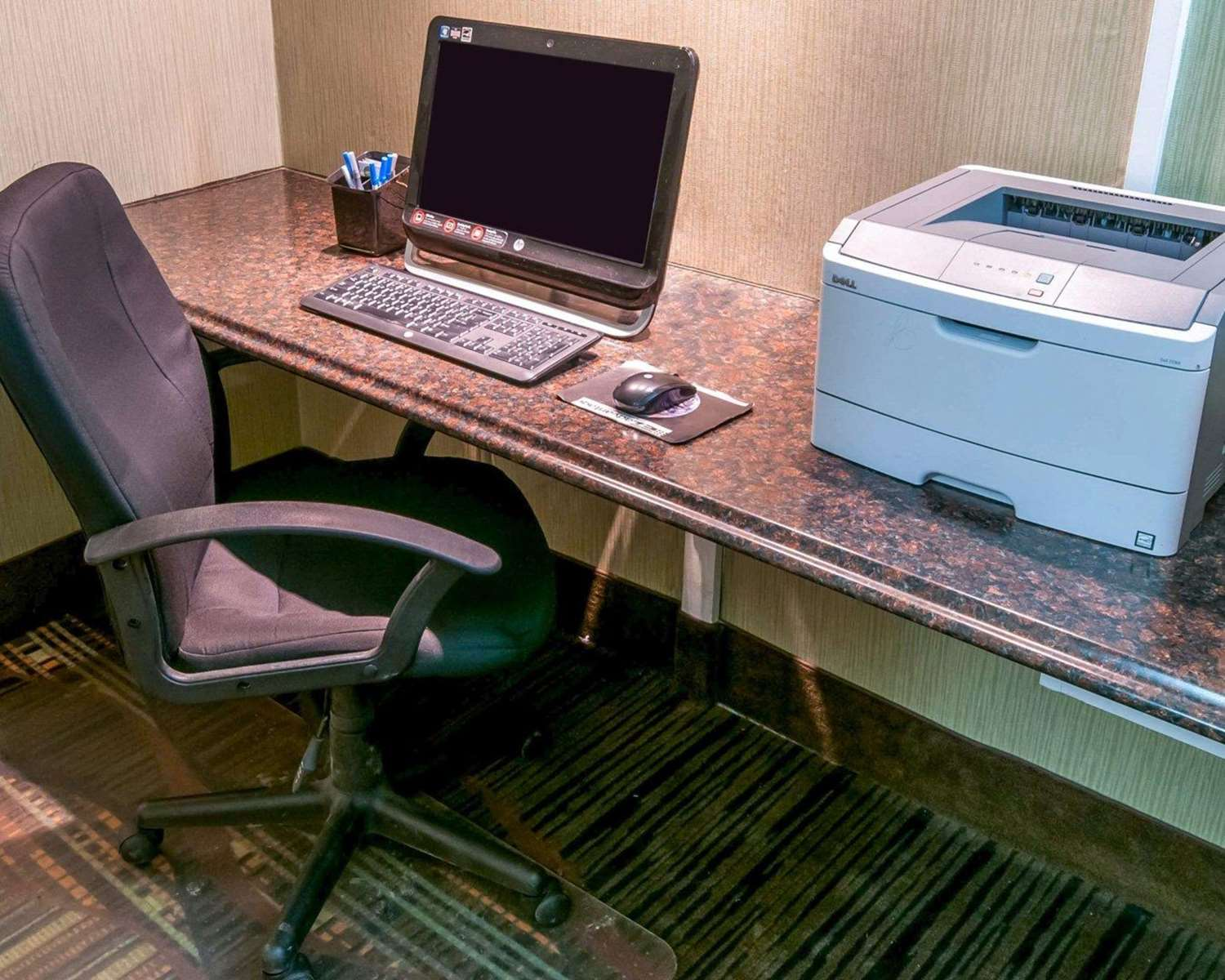 Conference Area - Quality Inn Easton