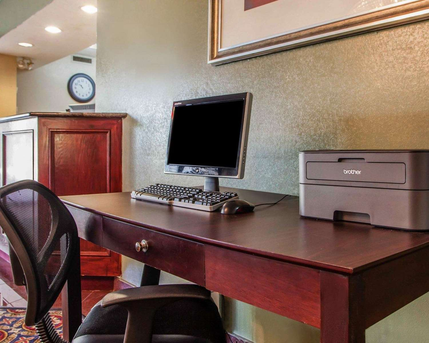 Conference Area - Quality Inn Pottstown