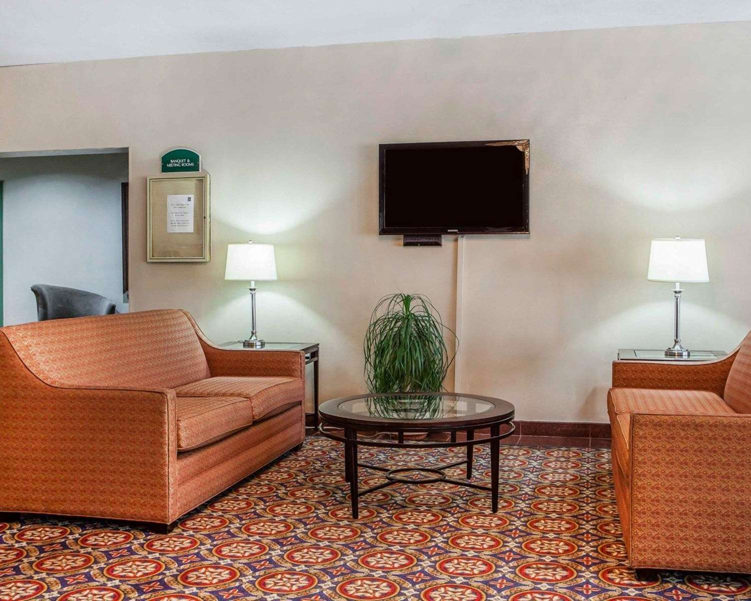 Lobby - Quality Inn Pottstown