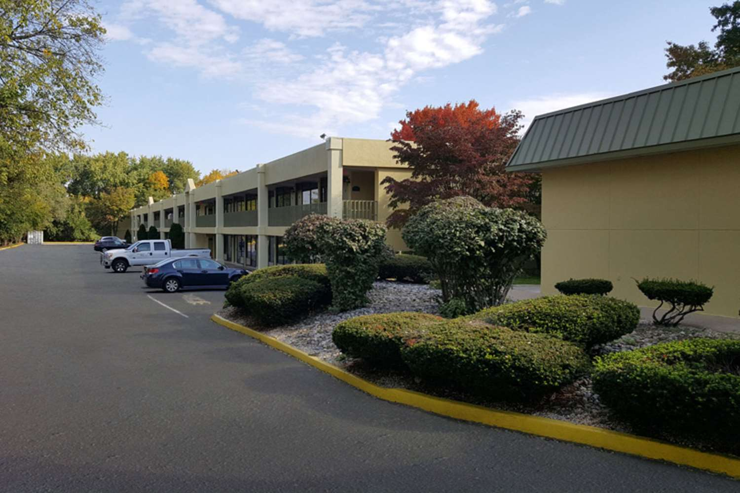 Exterior view - Quality Inn Pottstown