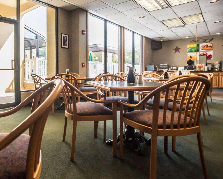 Restaurant - Quality Inn New Columbia