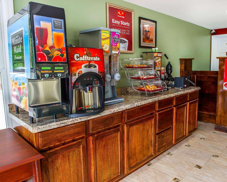 Restaurant - Econo Lodge Jefferson Hills