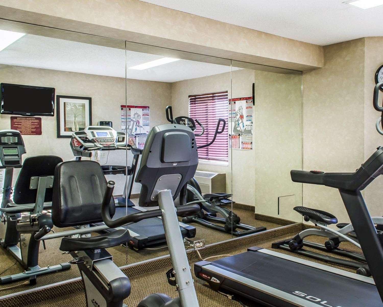 Fitness/ Exercise Room - Sleep Inn State College