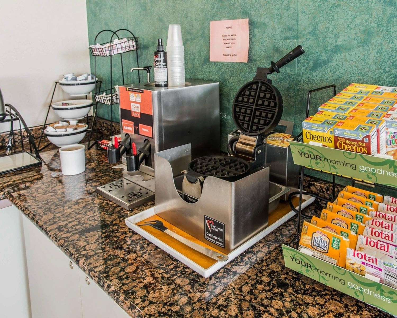 Restaurant - Quality Inn Waynesburg