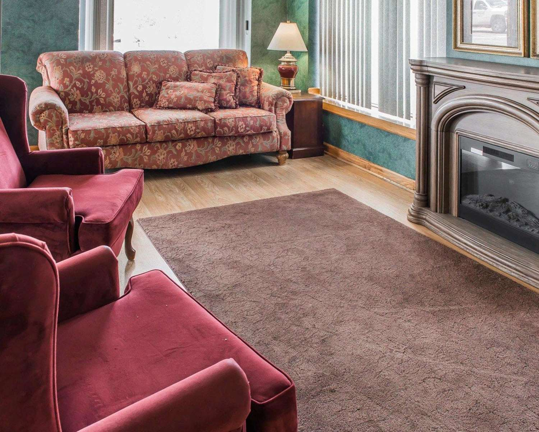 Lobby - Quality Inn Waynesburg