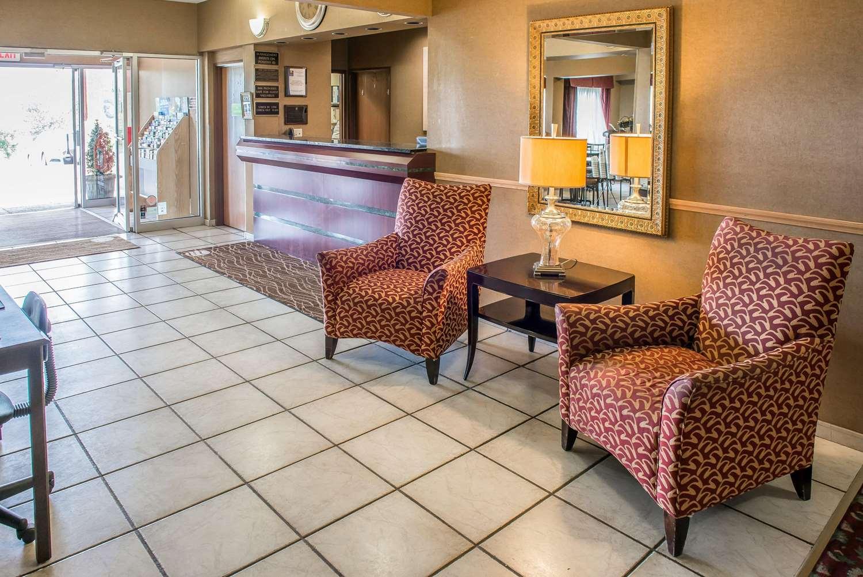 Lobby - Comfort Inn New Stanton