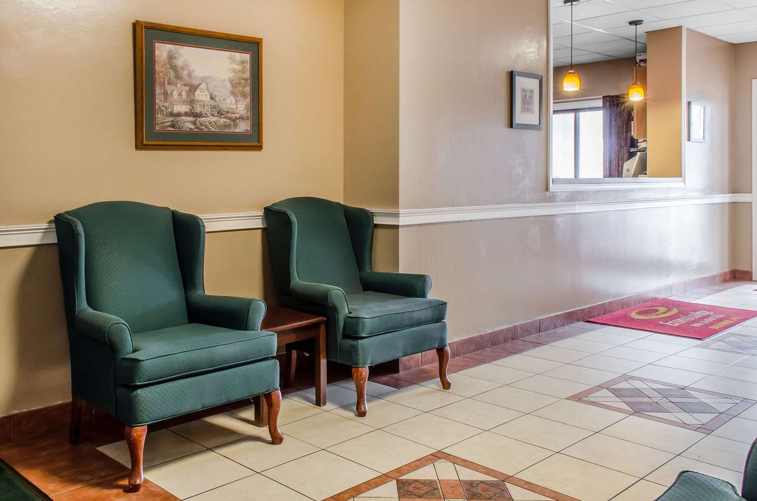 Lobby - Econo Lodge Inn & Suites Denver