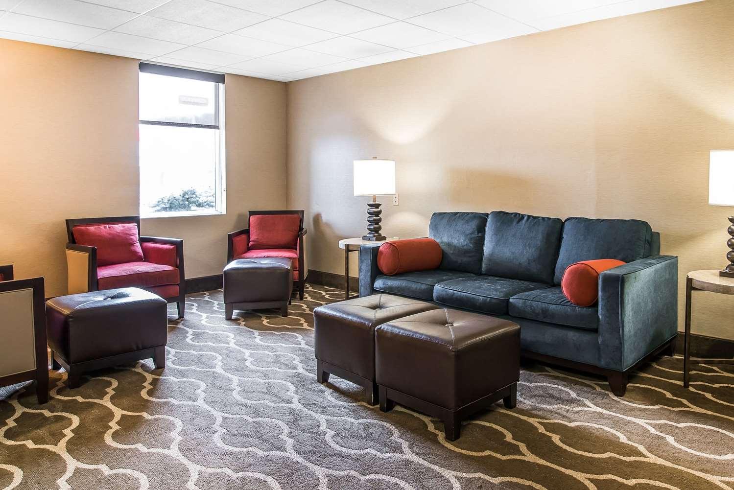 Lobby - Comfort Inn Towanda