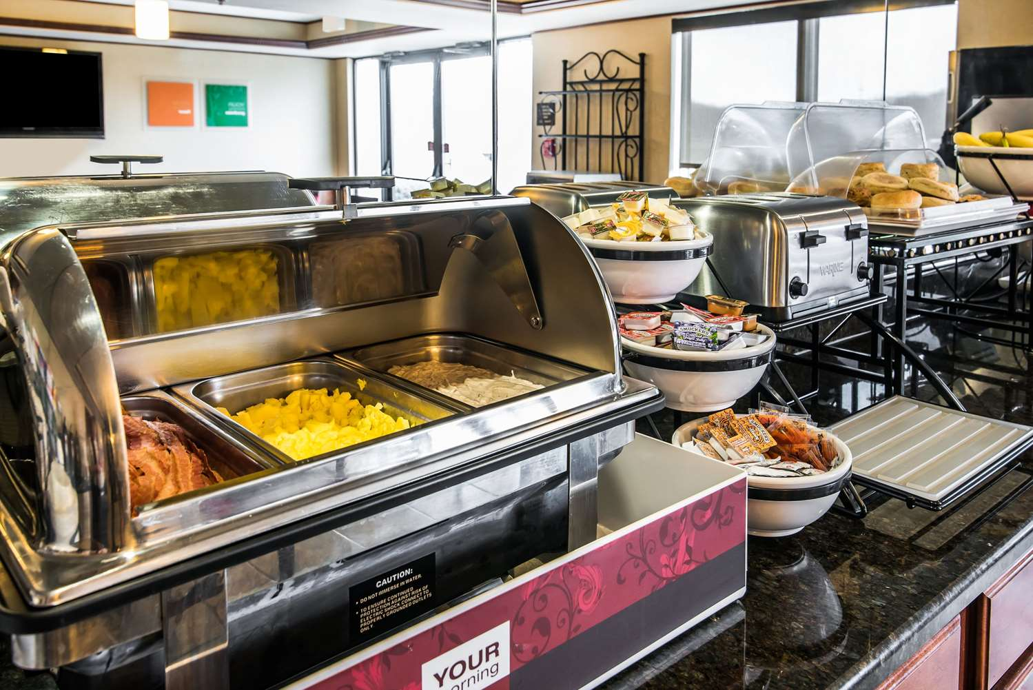 Restaurant - Comfort Inn Towanda