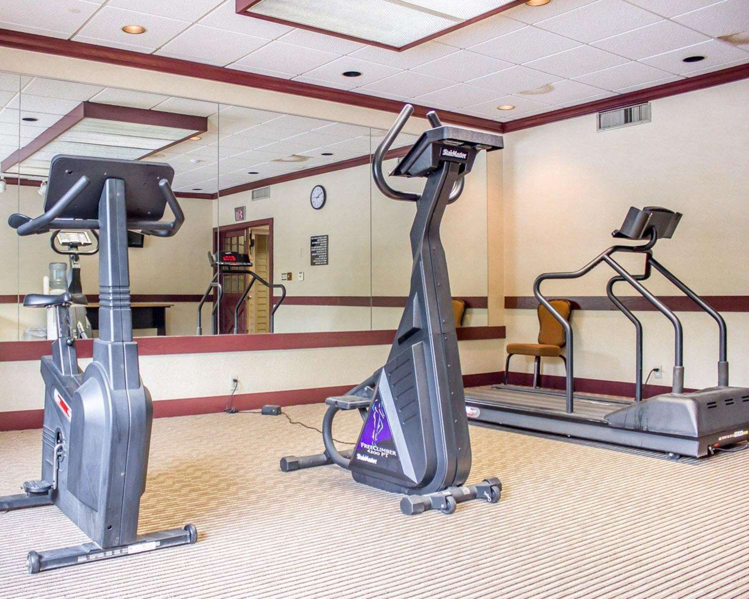 Fitness/ Exercise Room - Clarion Hotel DuBois