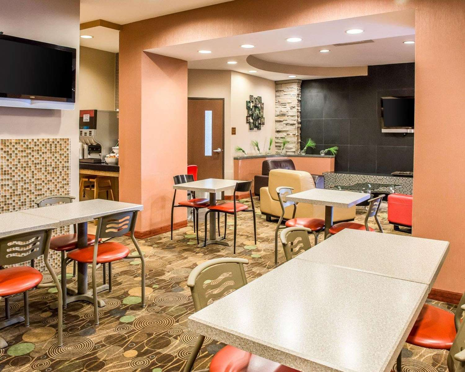 Restaurant - Comfort Inn & Suites Washington