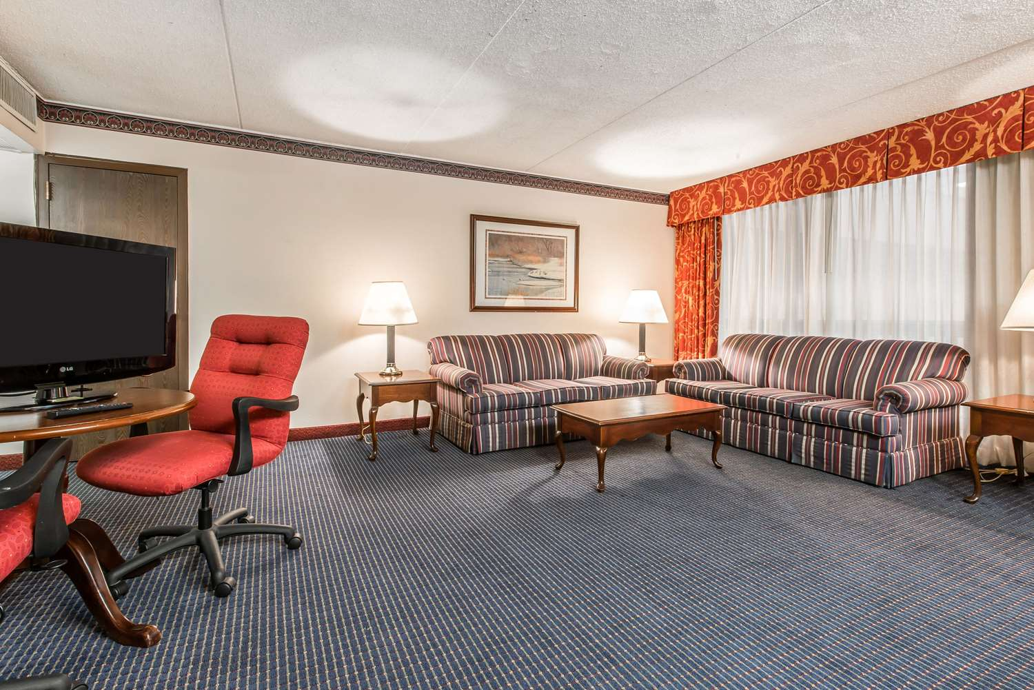 Suite - Quality Inn & Conference Center Somerset