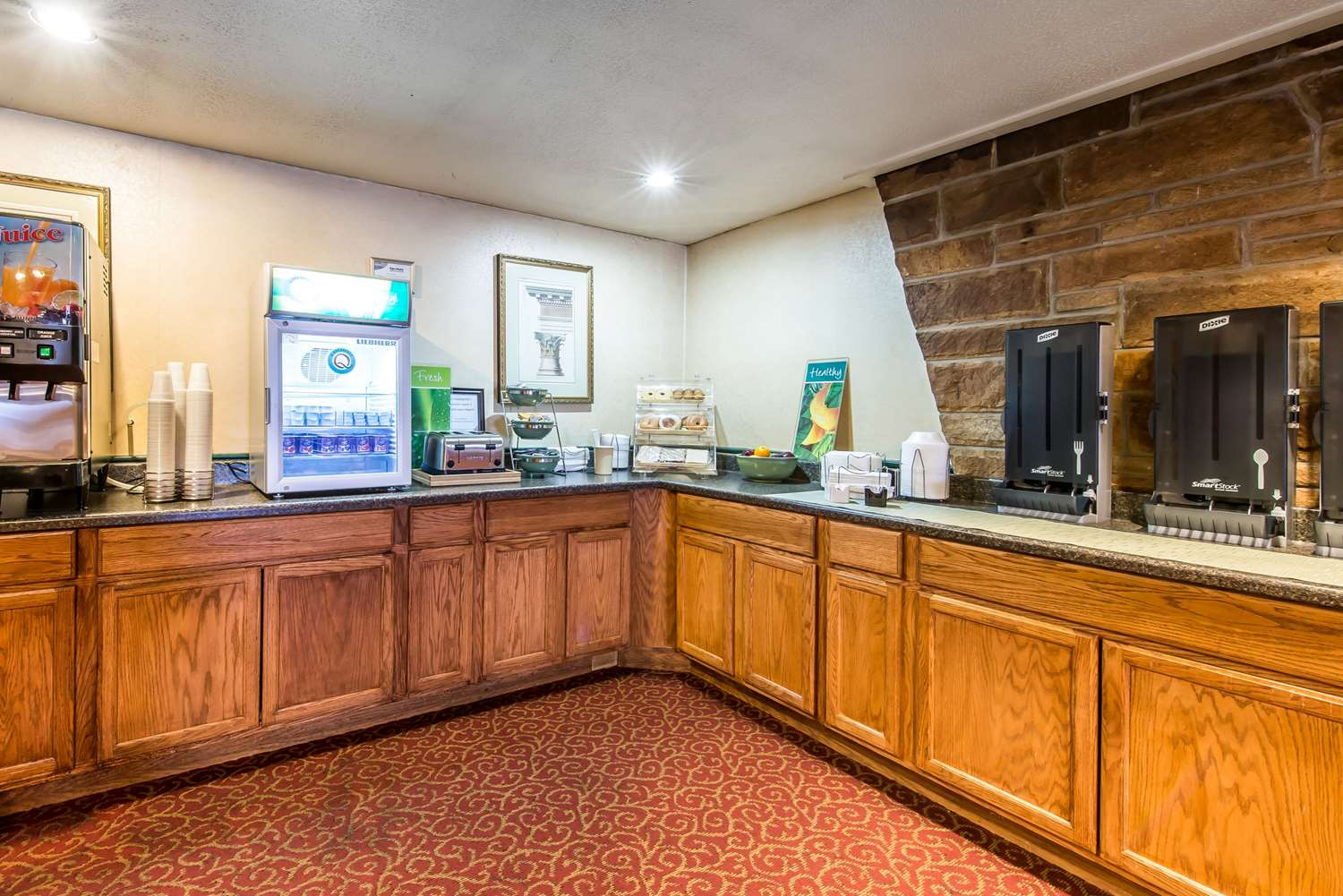 Restaurant - Quality Inn & Conference Center Somerset