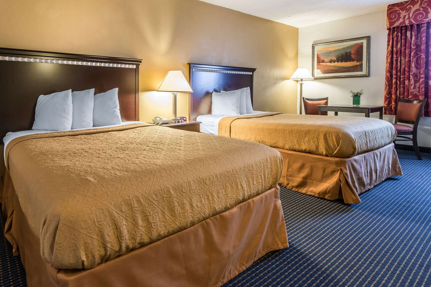 Room - Quality Inn & Conference Center Somerset