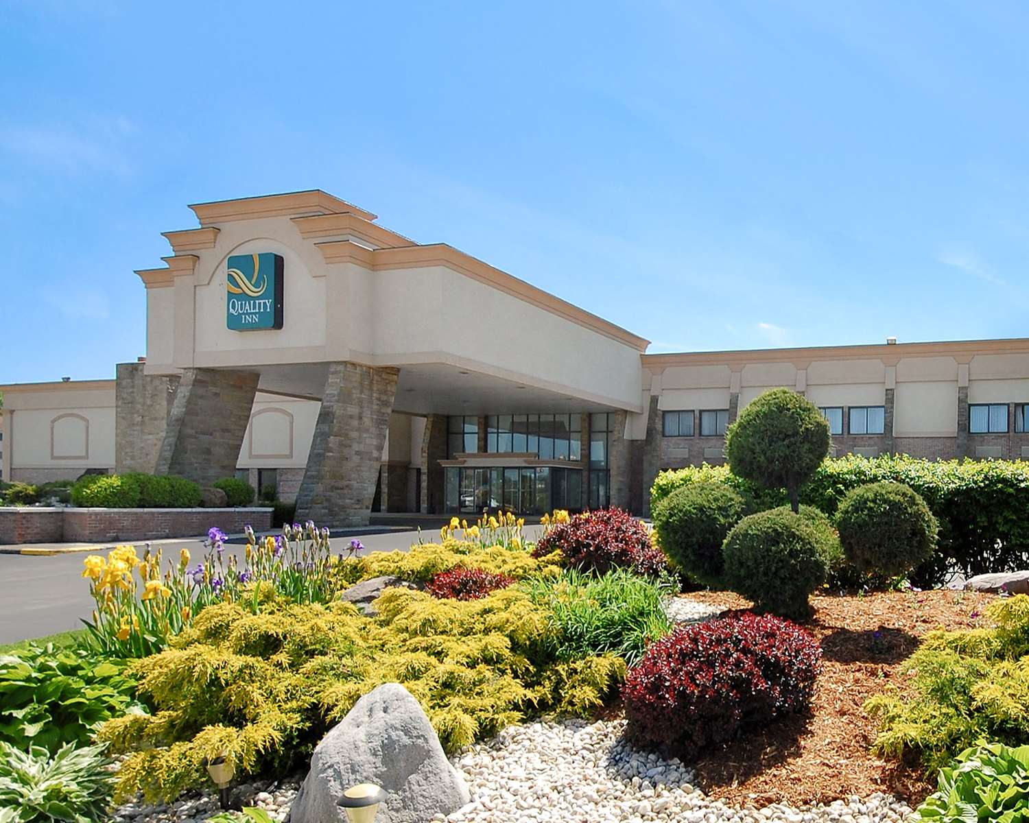 Exterior view - Quality Inn & Conference Center Somerset