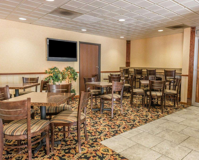 Restaurant - Comfort Inn Mercer
