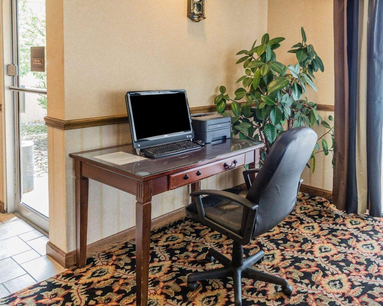 Conference Area - Comfort Inn Mercer