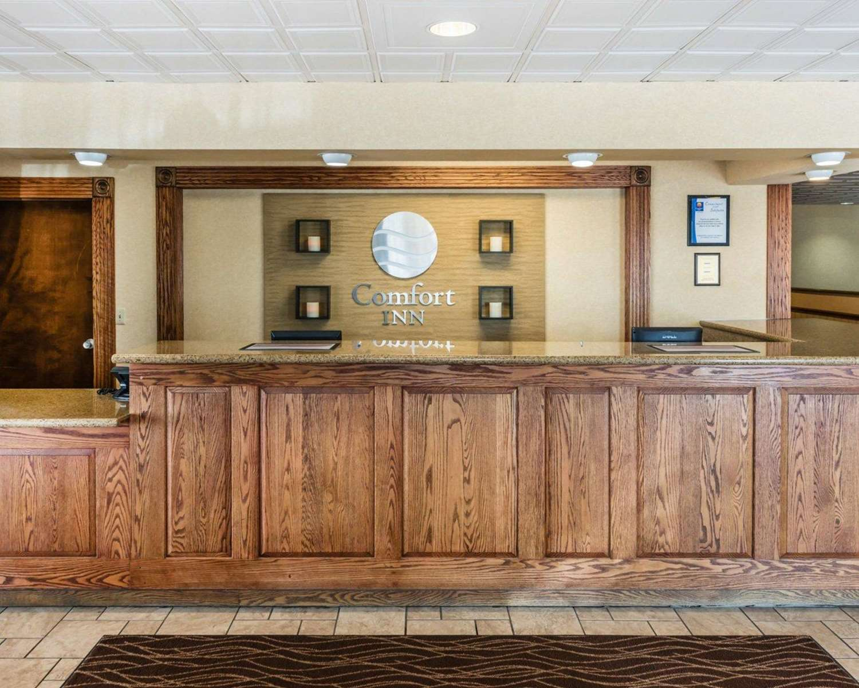 Lobby - Comfort Inn Mercer