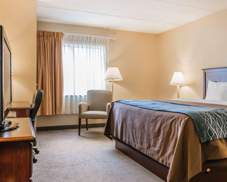 Room - Comfort Inn Mercer