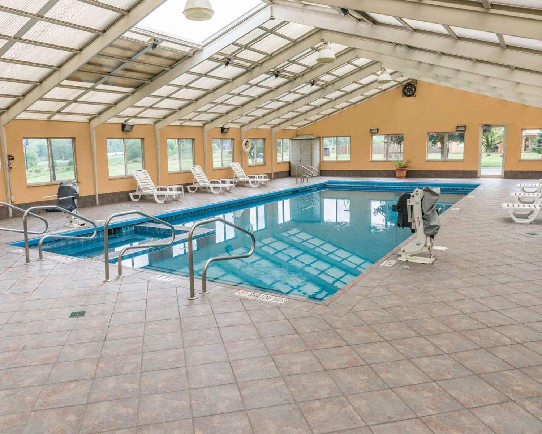 Pool - Comfort Inn Mercer