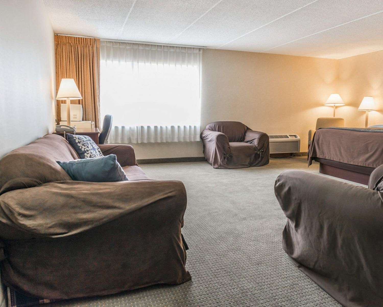 Suite - Comfort Inn Mercer