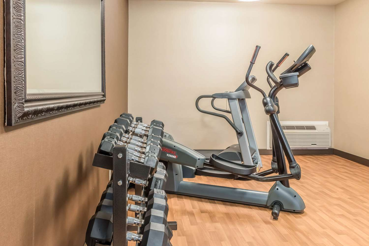 Fitness/ Exercise Room - Comfort Inn Columbia