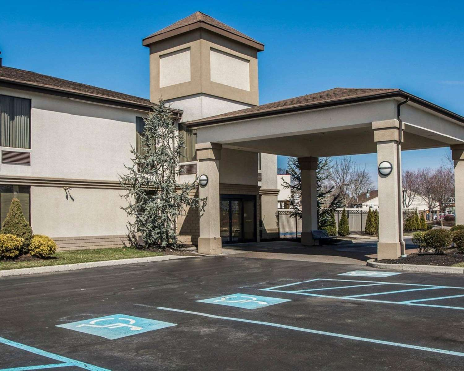 Exterior view - Quality Inn & Suites Morrisville