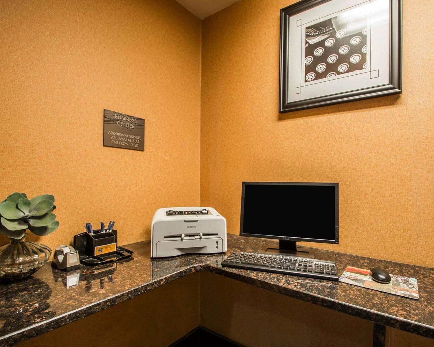 Conference Area - Quality Inn & Suites Morrisville