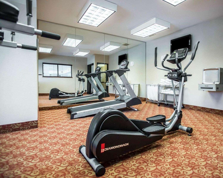 Fitness/ Exercise Room - Comfort Inn Williamsport