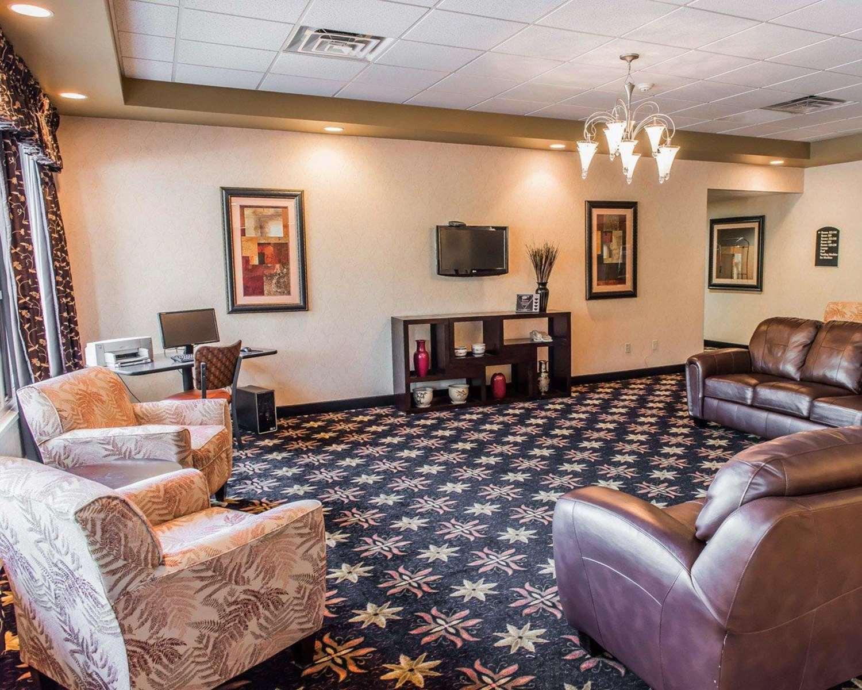 Lobby - Comfort Inn Somerset
