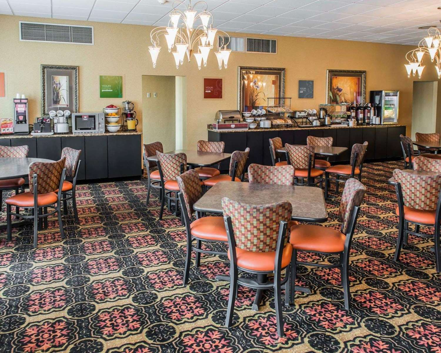 Restaurant - Comfort Inn Somerset
