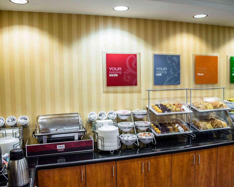 Restaurant - Comfort Suites Hummelstown