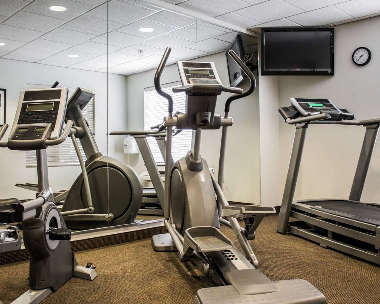 Fitness/ Exercise Room - Sleep Inn Harrisburg