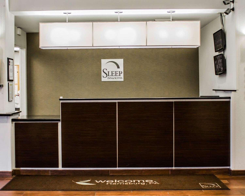 Lobby - Sleep Inn Harrisburg