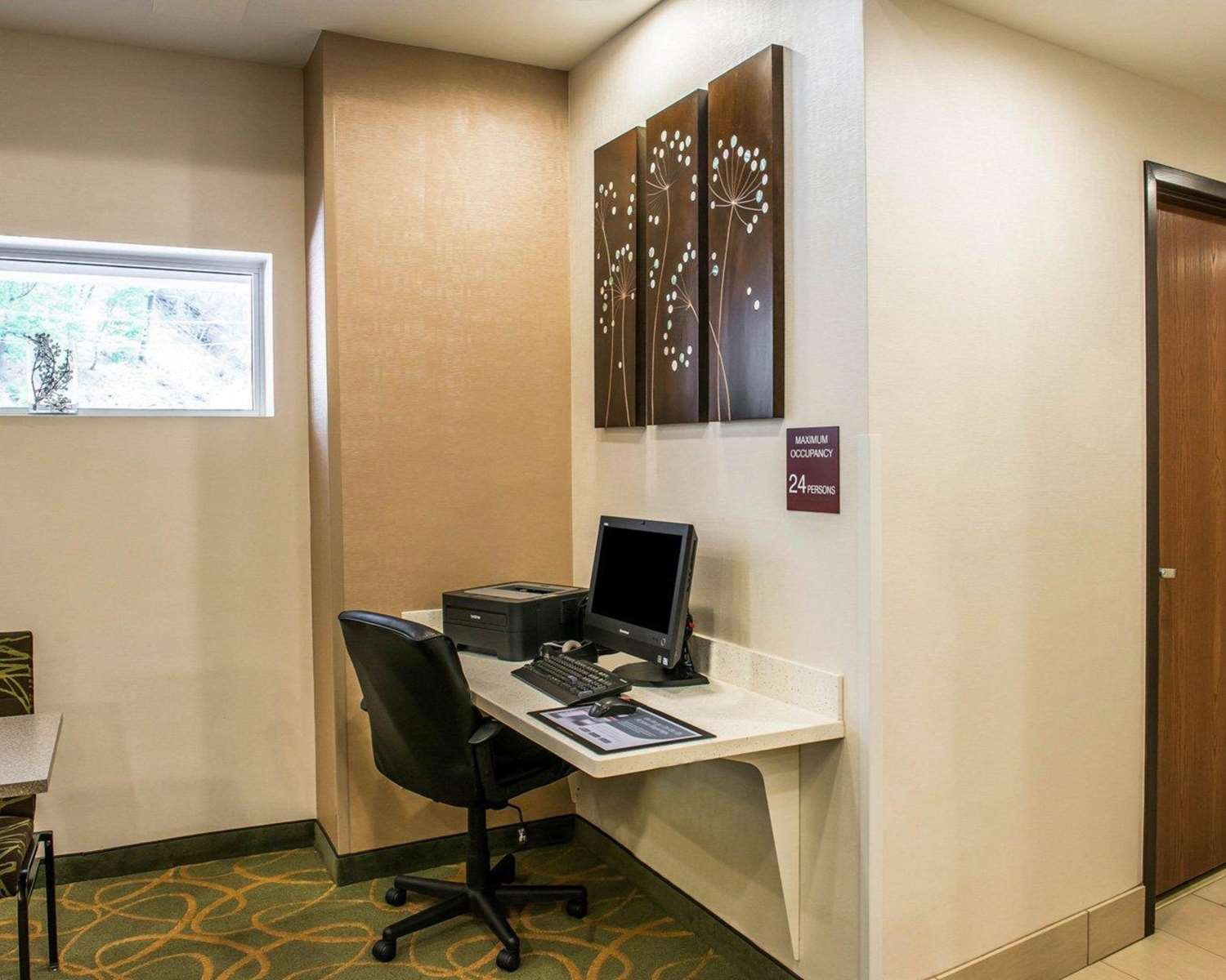 Conference Area - Comfort Inn McKnight Road Pittsburgh