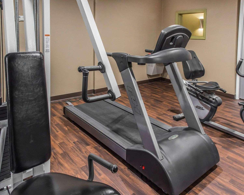 Fitness/ Exercise Room - Comfort Inn Belle Vernon