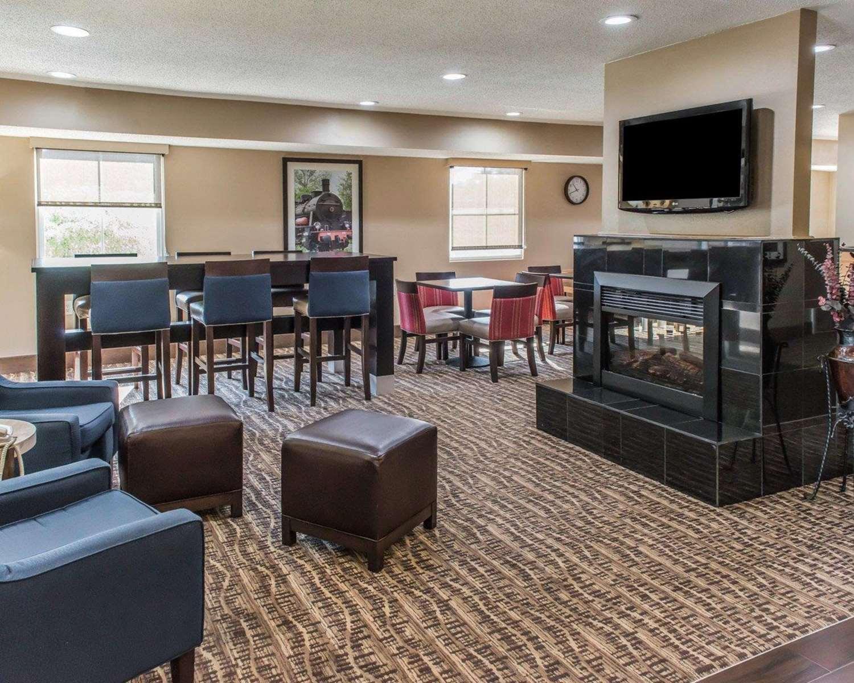 Lobby - Comfort Inn Belle Vernon