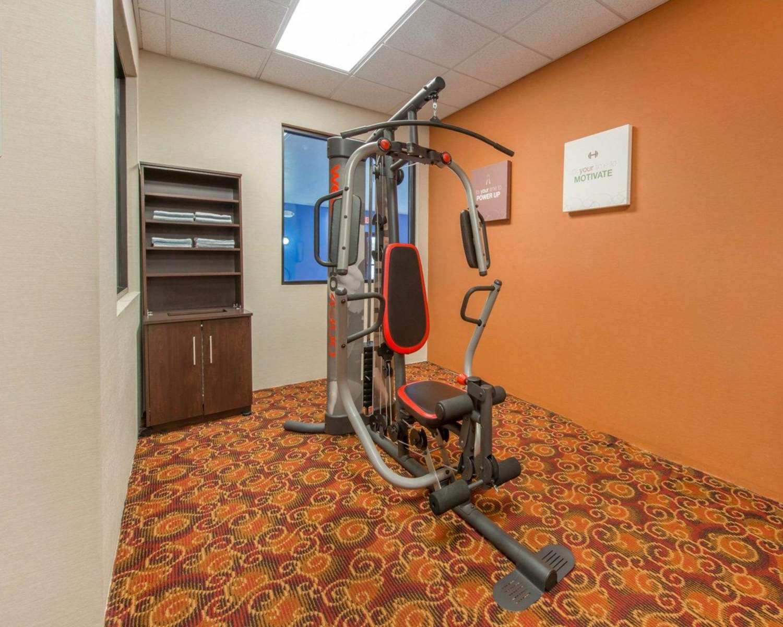 Fitness/ Exercise Room - Comfort Suites Altoona