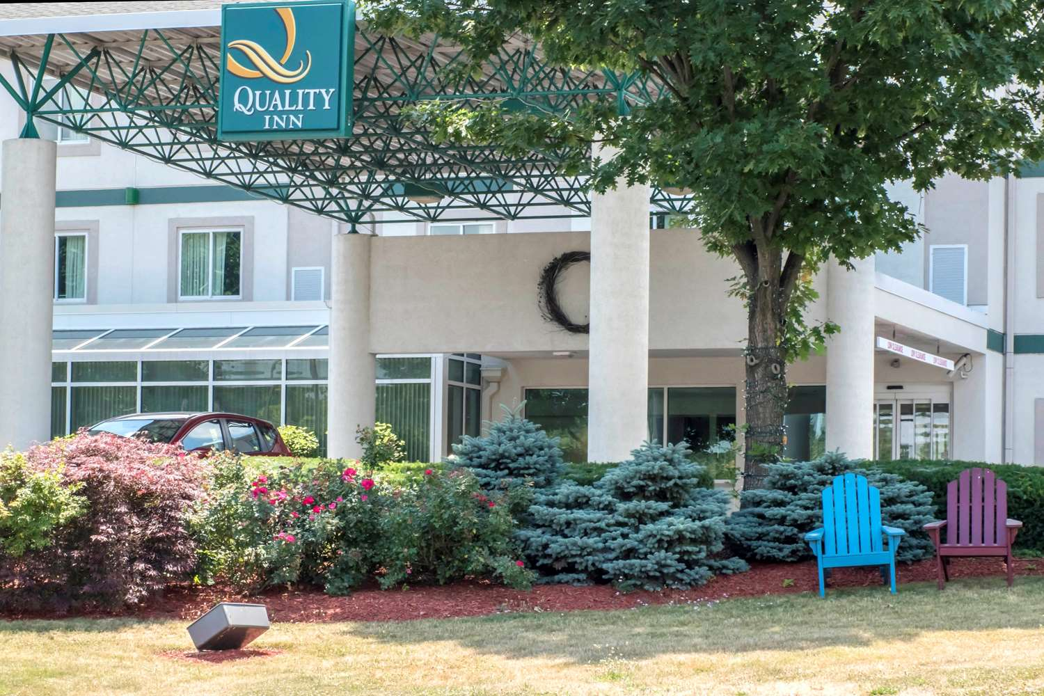 Exterior view - Quality Inn State College