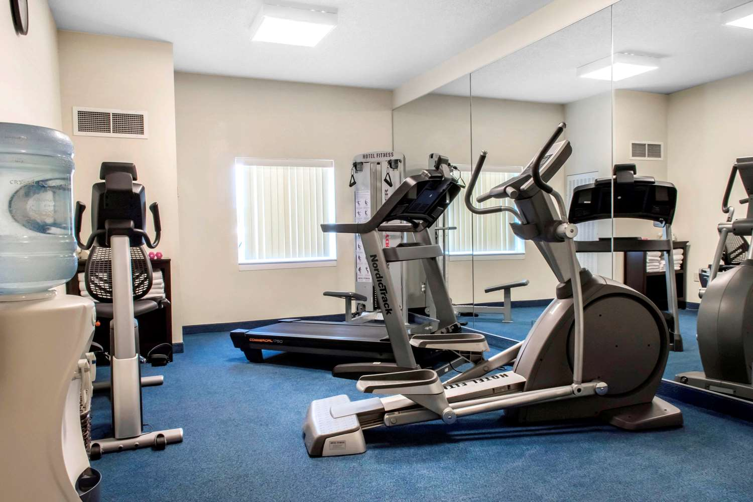 Fitness/ Exercise Room - Quality Inn State College