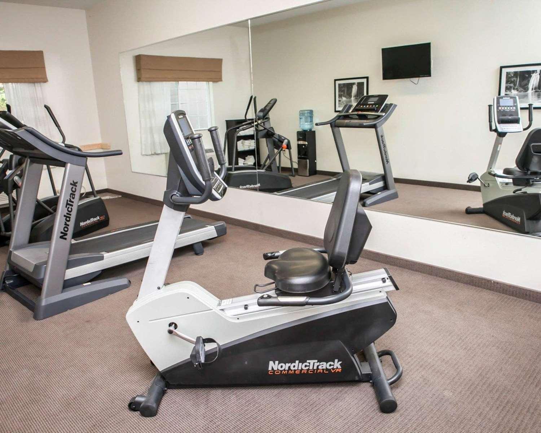 Fitness/ Exercise Room - Sleep Inn & Suites Harrisburg