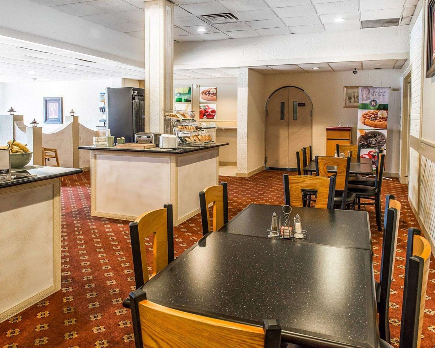 Restaurant - Quality Inn & Suites Indiana