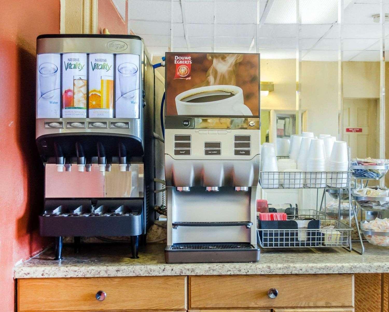 Restaurant - Rodeway Inn Harrisburg