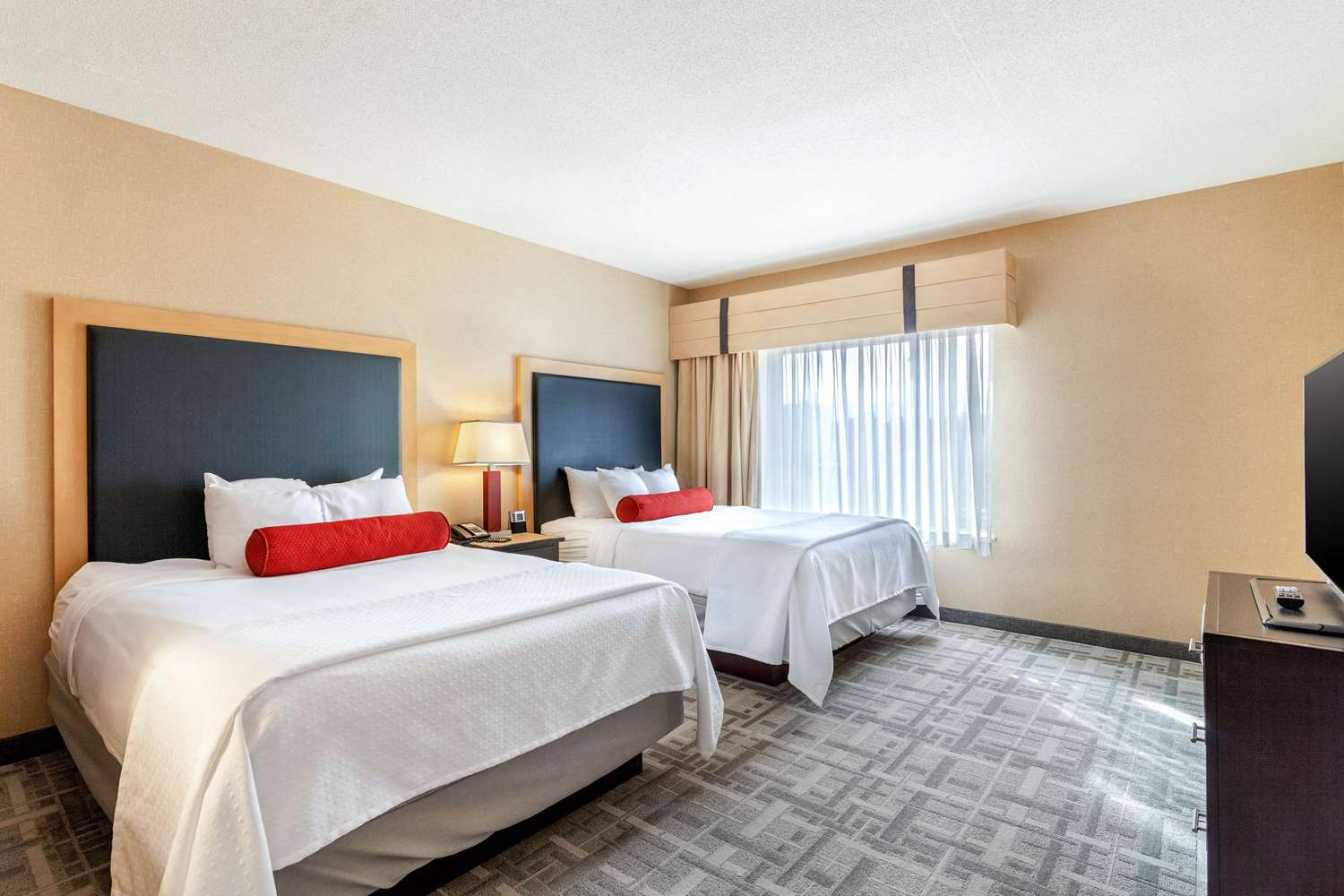 Room - Cambria Hotels & Suites Downtown Pittsburgh