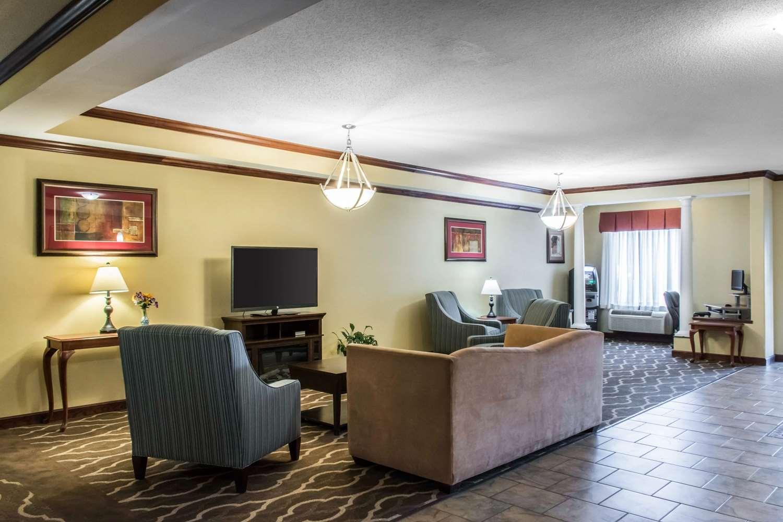 Lobby - Comfort Inn Mifflinville