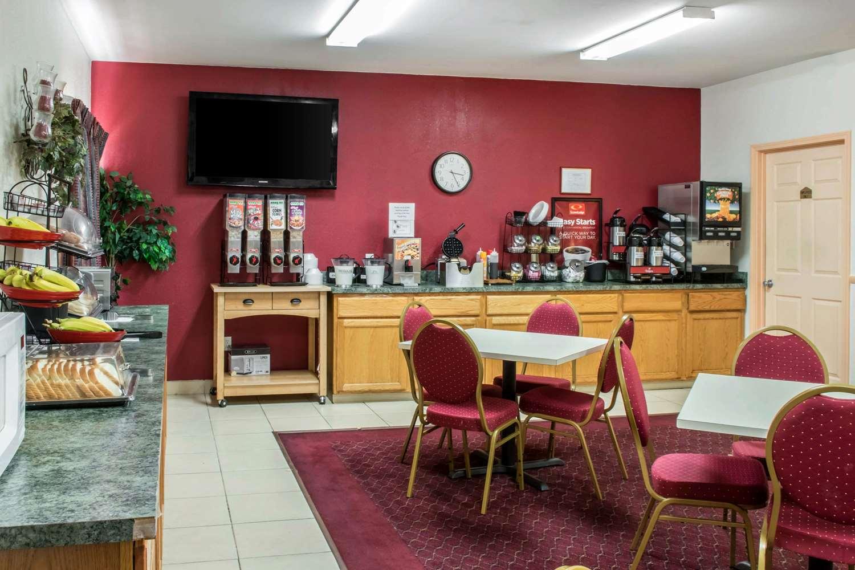 Restaurant - Econo Lodge Northwest Carlisle