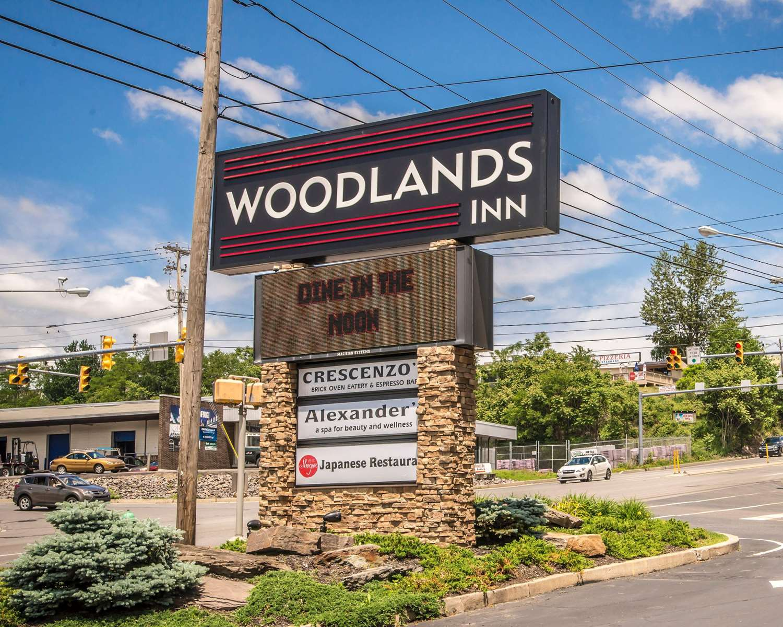 Exterior view - Woodlands Inn & Resort Wilkes-Barre