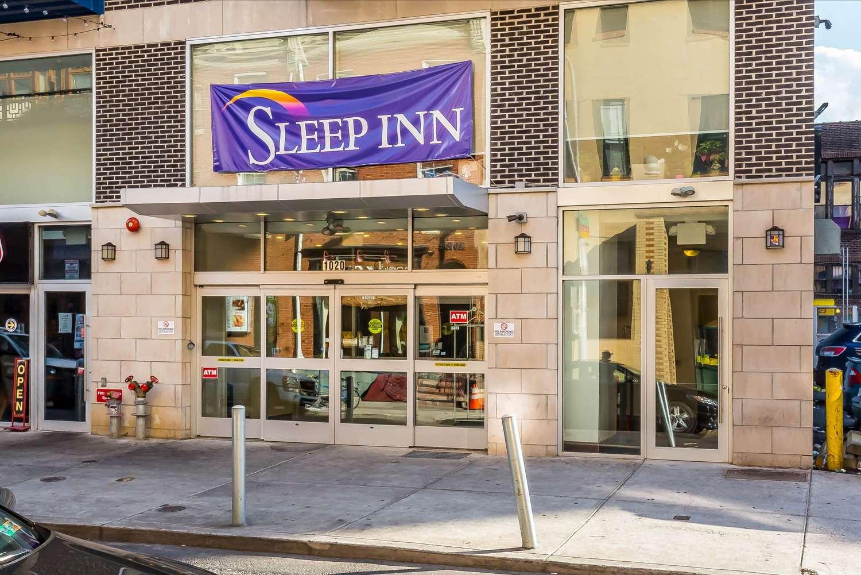 Exterior view - Sleep Inn Philadelphia