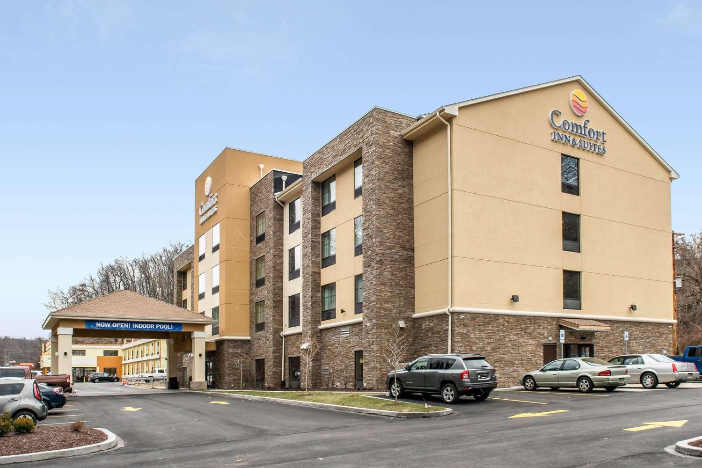 Exterior view - Comfort Inn & Suites Pittsburgh